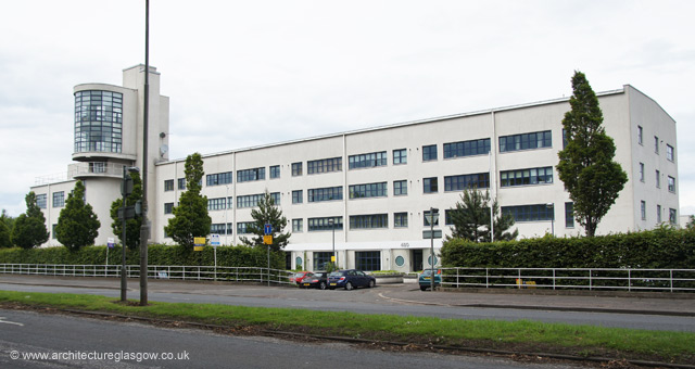 factory building front elevation joy studio design